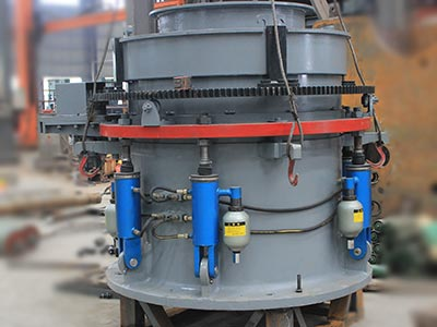 Full hydraulic cone crusher