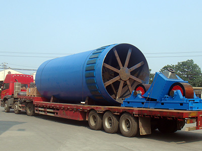 Chemical rotary kiln
